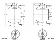 搪玻璃贮罐(立式)